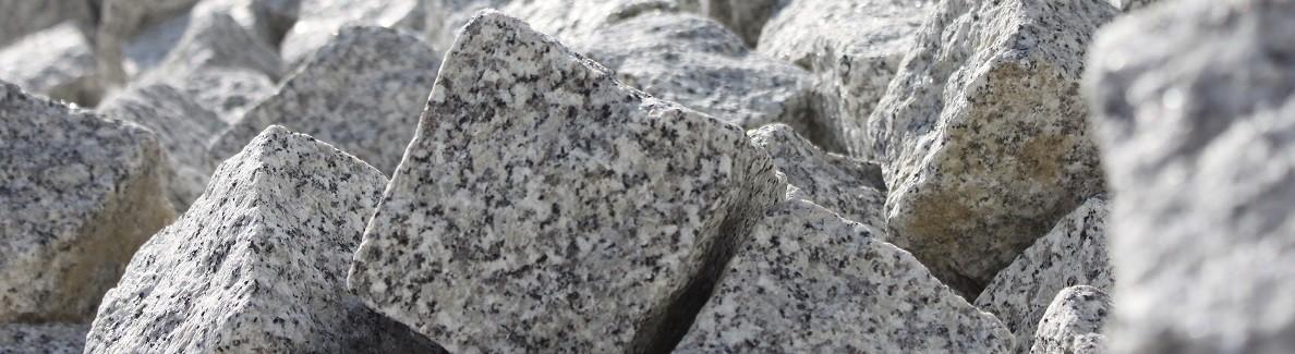 SWADA | kostka z granitu, krawężnik granitowy, płyty granitowe