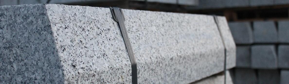 SWADA KRAWĘŻNIK GRANITOWY| kostka z granitu, krawężnik granitowy, płyty granitowe